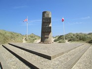 Free French Monument Utah Beach