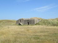 German bunker Utah Beach