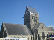 Ste Mère Eglise Church